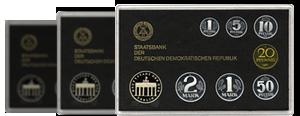 Beutler Münzen Dt Demokratische Republik Ddr Sammlermünzen