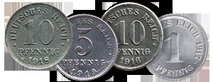 Beutler Münzen Kaiserreich Sammlermünzen