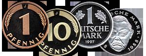 Beutler Münzen Bundesrepublik Brd Sammlermünzen