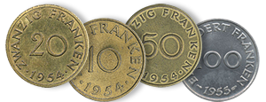 Beutler Münzen Deutsche Nebengebiete Sammlermünzen